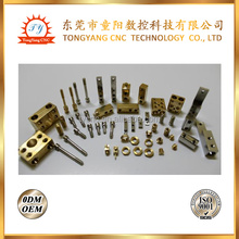 Fabrication Services Precise bronze oxidation chemicals/brass precision components From China Factory
