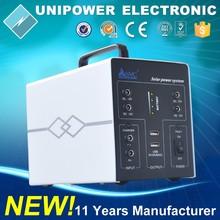 Hot Sale Protable Generator Solar Power Trailer