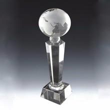 acrylic trophy base with custom logo