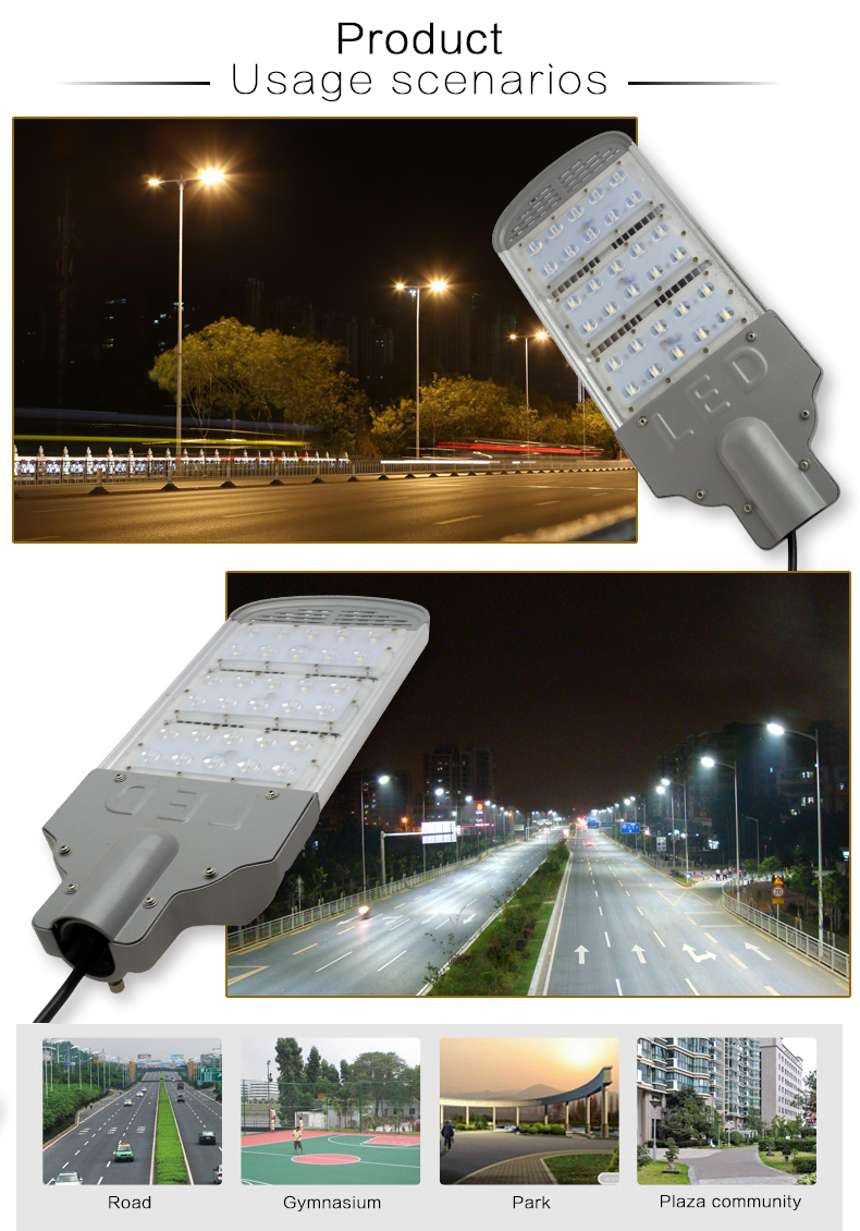 Dongguan LED street light 3 YEARS warranty jiuliang led lamps street