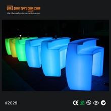 Waterprrof Top Popular LED Outdoor Bar Counter
