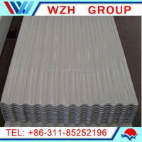 high quality 0.14-1.2mm corrugated steel roofing sheet for roofing from China supplier