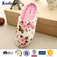 Super soft winter womens sheepskin cheap shoes china woman slipper