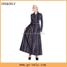 Muslim Long Sleeve Maxi Dress Online Shopping for Wholesale Clothing