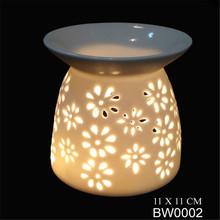 Quemador de incienso de cerámica para el regalo y decoración