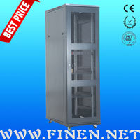 China manufacturer OEM metal mesh door 18U 22U 27U 32U 38U server rack
