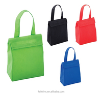 Different types of non woven fabric promotion carry bag