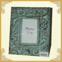 Latest 8x10cm Metal Photo Frame for family