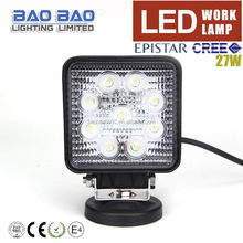 Modern promotional led working lamp recharge