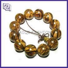 antic environmental buddhist bead bracelet ,lucky wooden bead bracelet family security,factory direct wholesale native bracelet