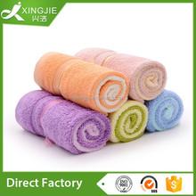 Jacquard hand terry towel