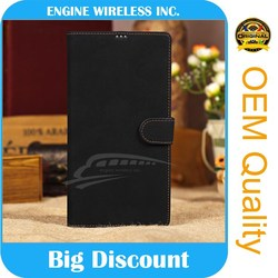 alibaba china leather flip case for samsung galaxy note 2 ,China supplier