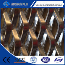 alibaba china manufacture painting expanded metal/plastic coated expanded metal/vinyl coated expanded metal