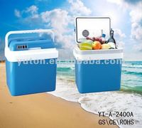Thermo Electric car fridge/cooler bag/mini fridge YT-A-2400A