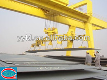 steel plate permanent lifting magnet