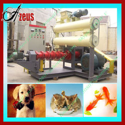 Best pet dog chews & treats processing extruder plant
