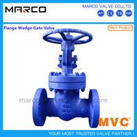High performance custom high precision gate valve with handwheel or actuators operation