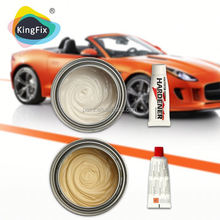Hot sale Auto repair putty used for indentation/chemical body filler supplier