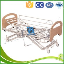 Five function homecare electric adjustable bed