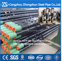 CANGZHOU API casing pipe weights