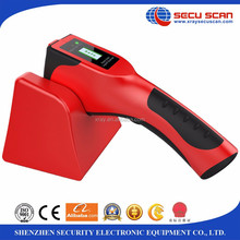 Military and Police Security Inspection hand held Liquid Scanner, airport security scanner