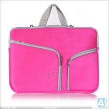 Protective media sleeve / universal style tablet bag for 11.6