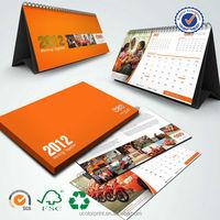 ucolor custom 2014 custom-made desk calendar designs