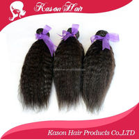 24 26 28 Inch 3Pcs Lot Best Selling Kason Hair Indian Coarse Yaki Braiding Hair Wholesale 8A Fashion Styles