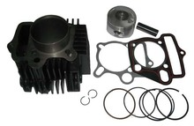 39mm Cylinder Piston Ring Gasket kit 50cc Kazuma Meerkat Redcat ATV Kids Kaya Apollo Xmotos Dirt Pit bike Parts