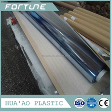 thin pvc soft film bed sheet soft pvc films in small rolls or pieces