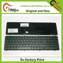Genuine Original New Laptop keyboard for HP CQ72 Keyboard Replacement