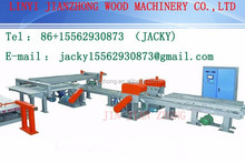 Plywood Double size cut saw machine/plywood edge trimming saw