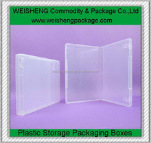 hard plastic project storage PP case packing case