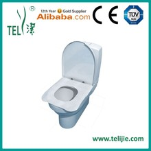 hygienic and health toilet paper seat cover for travelling usage