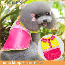 dog supplier colorful dog clothing winter clothing