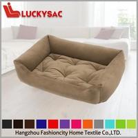 2015 fashion design, comfortable dog bed, 100% polyester square dog bed cat hammock bed