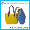 promotional waterproof silicone beach bag,fashion ladies silicone bag,silicone rubber beach bag