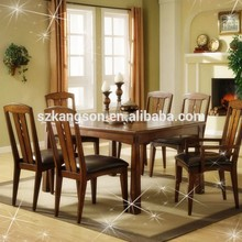 SIMPLE PICTURES OF RESTAURANT WOODEN DINING TABLE CHAIRS