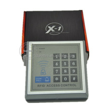 Wiegand X1 card and password access control terminal