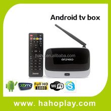2015 New Model the Best Quad Core Android 4.4 set-top box
