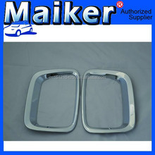 ABS Electroplating material Fog Lamp Cover for Kia Sorento foglight cover from maiker auto accessories