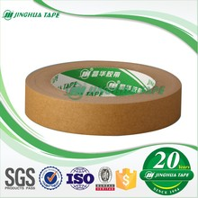 308C rubber adhesive Painting masking Brown color self adhesive tapes
