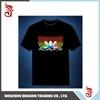 2015 Hot Selling OEM 100% Cotton Fashion Temperature Sensitive Color Change T Shirt
