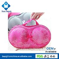 storage box Bra Storage Bag Travel Portable Bra Bag Underwear Storage Box with all kinds of styler with net