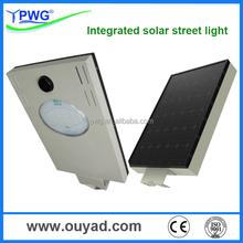tutto in una luce solare strada a microonde sensori intelligenti nuovo design