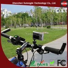 bicycle handlebar holder for universal digital camera