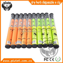 2015 newest Disposable dry her wax pen vaporizer pen mini electronic vape pen with large vapor