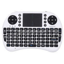 2.4G air mouse for android tv box with remote control and keyboard function