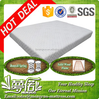 chinese factory firm soid wood box spring bed