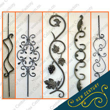 Short size ornamental of gate stair fence iron craft